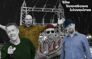 The downtown livewires power station Promo pic 2015