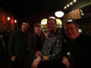 The Downtown Livewires - Table Mesa Feb 2013